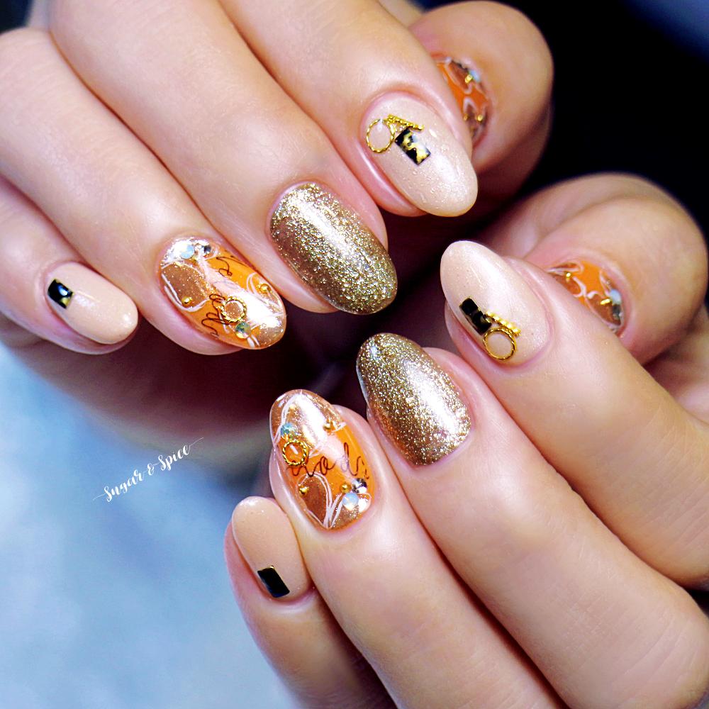 ハロウィン × フラワー