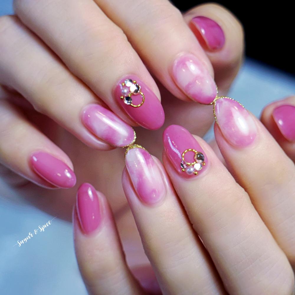 ピンク ニュアンス